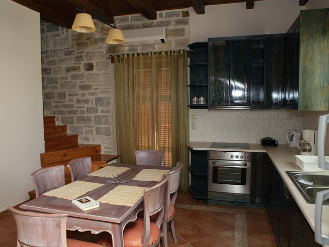 Anemoni Villa: Living room