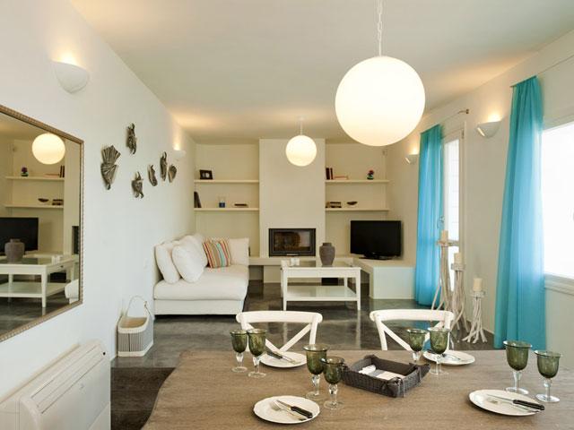 Retreat Villa: Living room