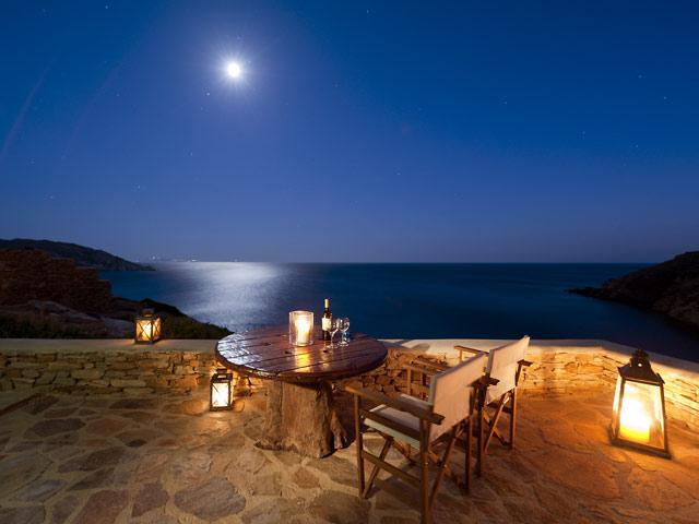 Retreat Villa: Terrace