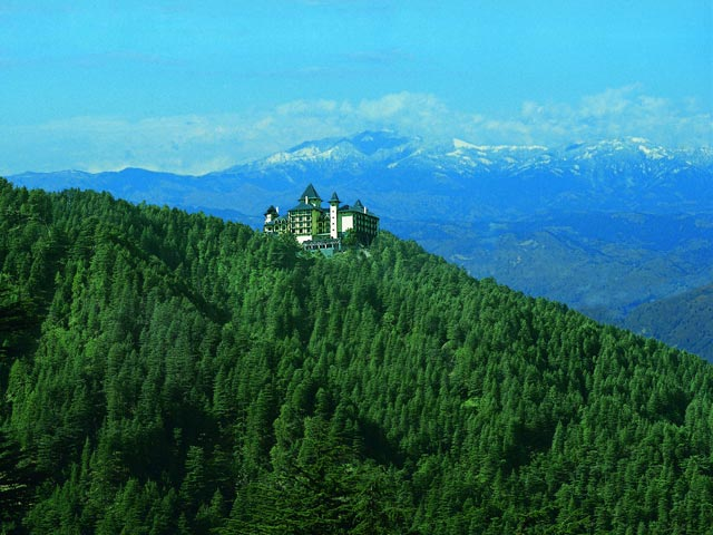 Wildflower Hall In The Himalayas - Exterior Summer