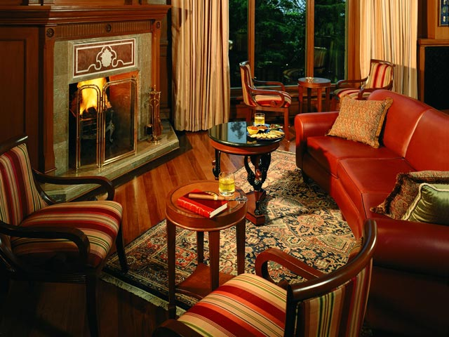 Wildflower Hall In The Himalayas - Lounge