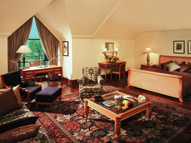 Wildflower Hall In The Himalayas - Room Interior