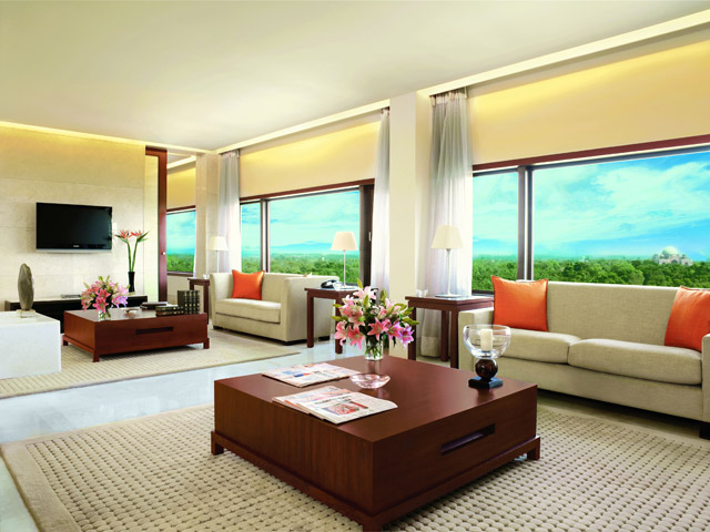 The Oberoi New Delhi - Living Room