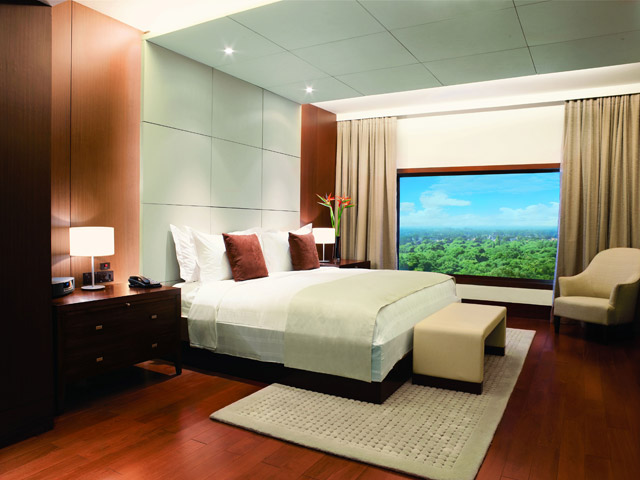 The Oberoi New Delhi - Bedroom