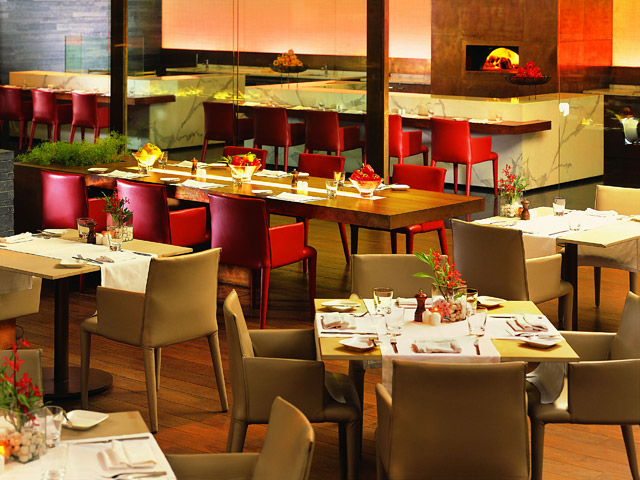 The Oberoi New Delhi - Restaurant