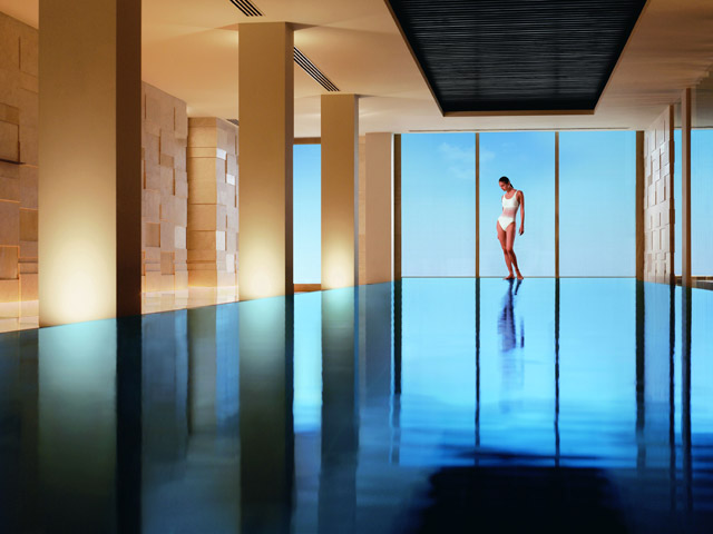 The Oberoi New Delhi - Indoor Swimming Pool