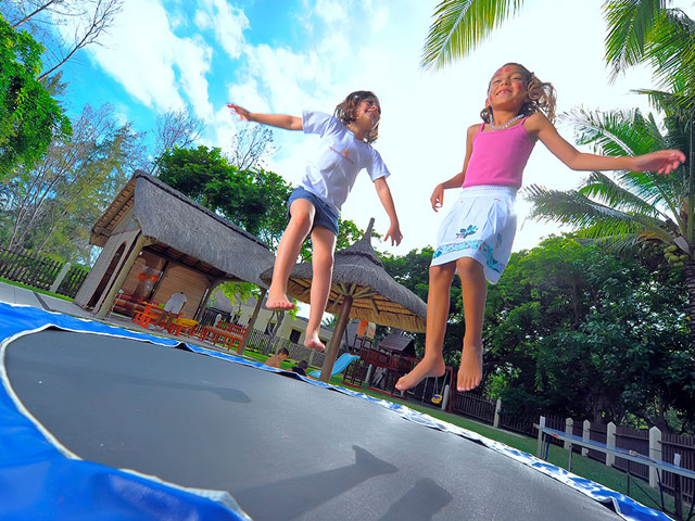 Constance Le Prince Maurice Mauritius: Kid's Club