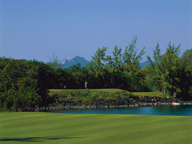 Constance Le Prince Maurice Mauritius - Golf