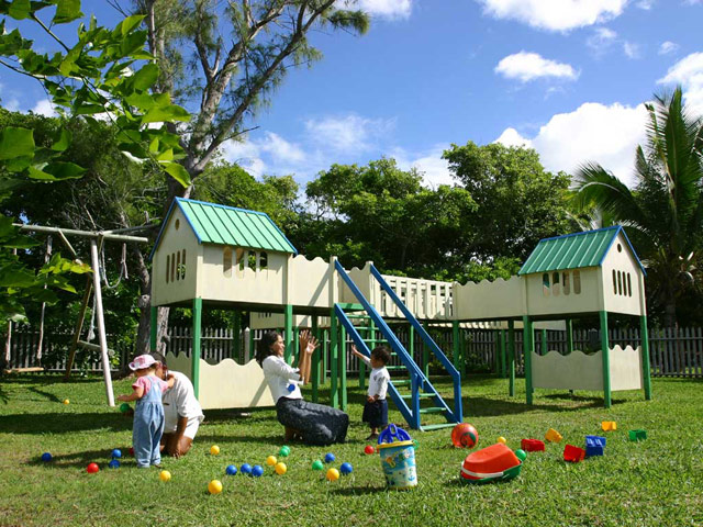 Constance Le Prince Maurice Mauritius - Kid's Club