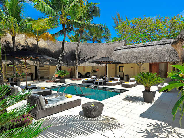 Constance Le Prince Maurice Mauritius: Spa