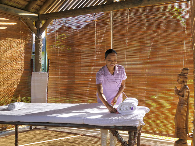 Constance Le Prince Maurice Mauritius: Massage