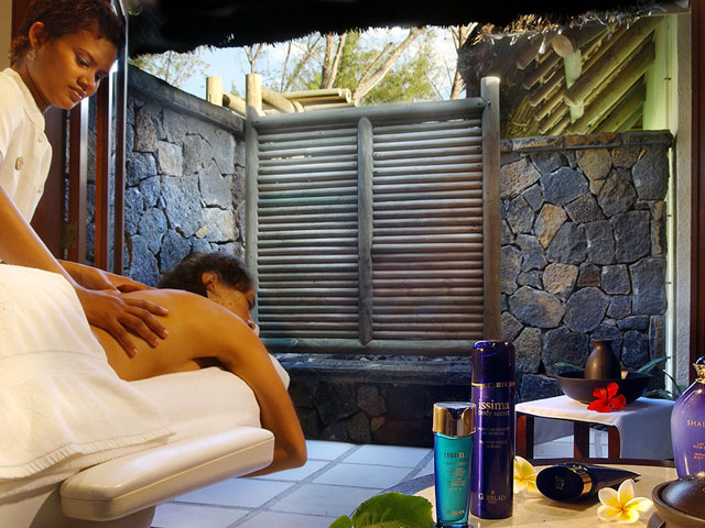 Constance Le Prince Maurice Mauritius - Massage
