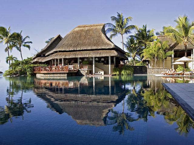 Constance Le Prince Maurice Mauritius: Laguna Bar