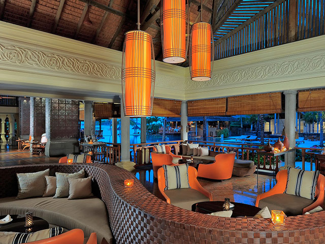 Constance Le Prince Maurice Mauritius: Lounge Bar