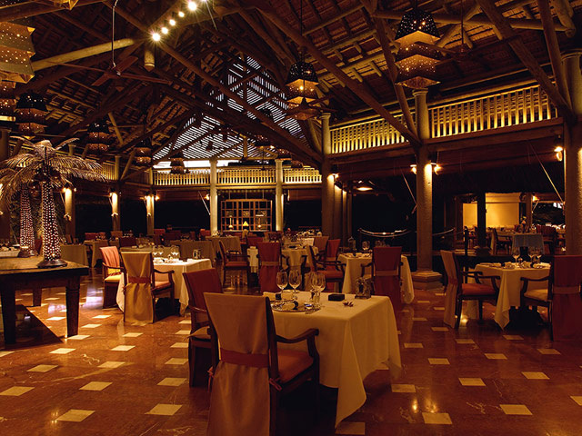 Constance Le Prince Maurice Mauritius - Restaurant