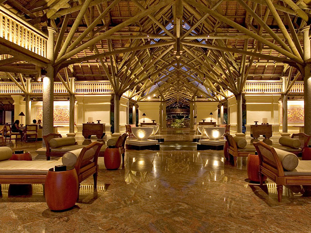 Constance Le Prince Maurice Mauritius - Lobby