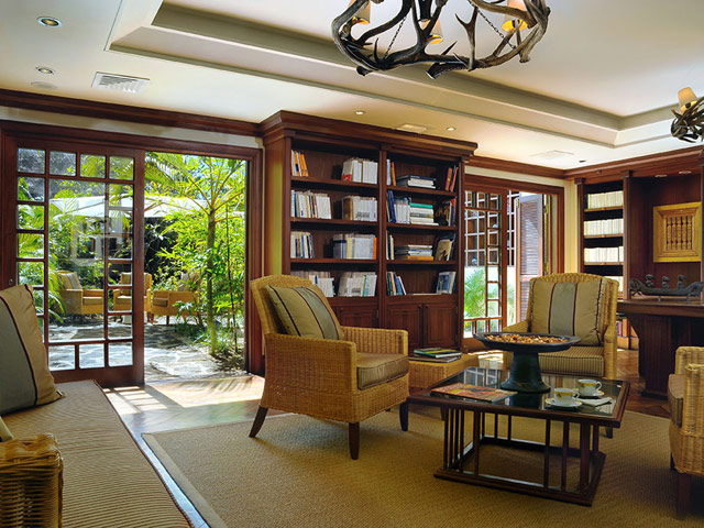 Constance Le Prince Maurice Mauritius - Library