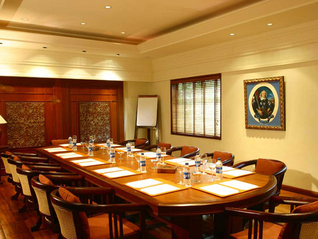 Constance Le Prince Maurice Mauritius - Meeting Room