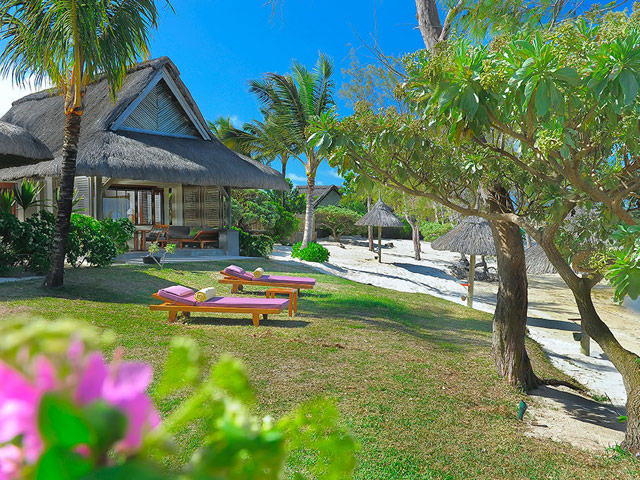 Constance Le Prince Maurice Mauritius: Princely Suite Exterior View