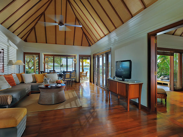 Constance Le Prince Maurice Mauritius: Princely Suite