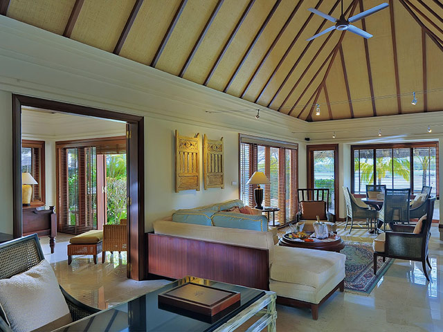 Constance Le Prince Maurice Mauritius - Princely Suite