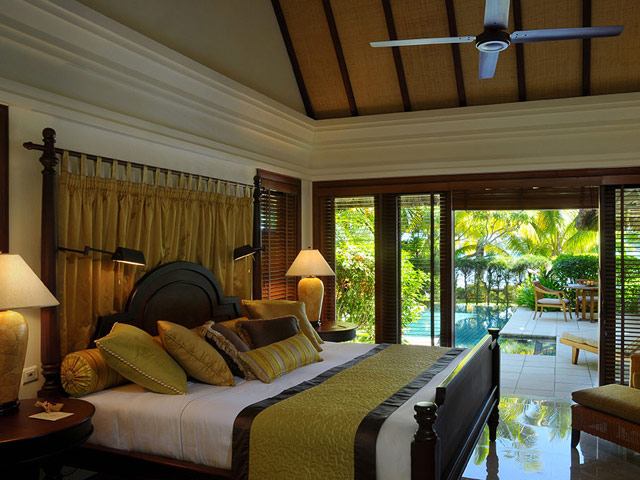 Constance Le Prince Maurice Mauritius - Princely Suite Bedroom