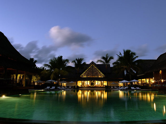 Constance Le Prince Maurice Mauritius - Exterior View