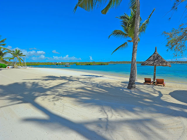 Constance Le Prince Maurice Mauritius - Beach