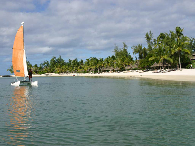 Constance Le Prince Maurice Mauritius: Beach