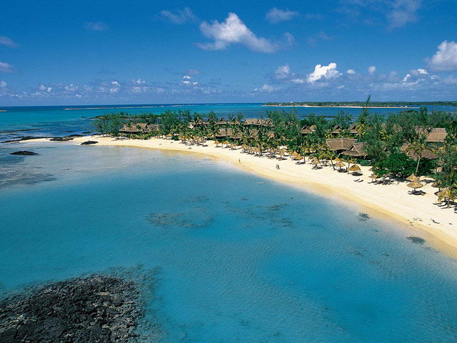Constance Le Prince Maurice Mauritius - Aerial View