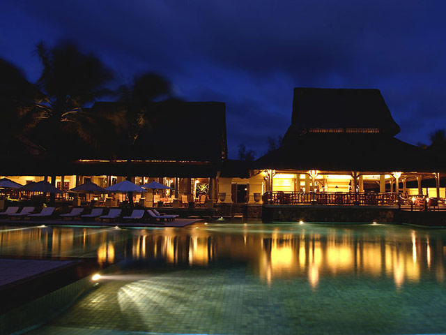 Constance Le Prince Maurice Mauritius - Swimming Pool