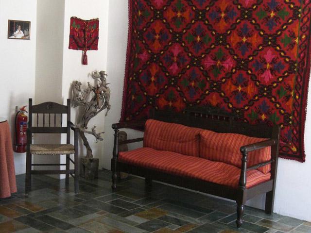Marina Hotel: Lounge Area