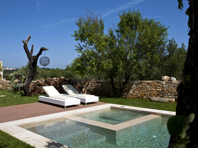 Villa Athermigo - Swimming Pool