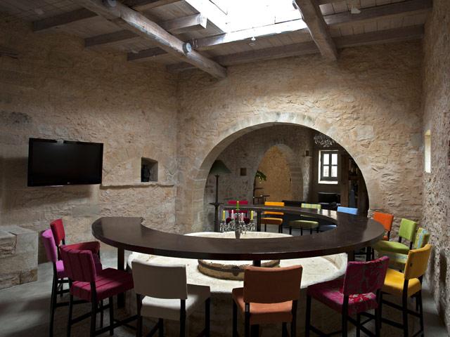 Villa Athermigo - Lounge Area