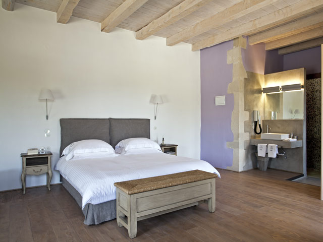 Villa Athermigo - Bedroom