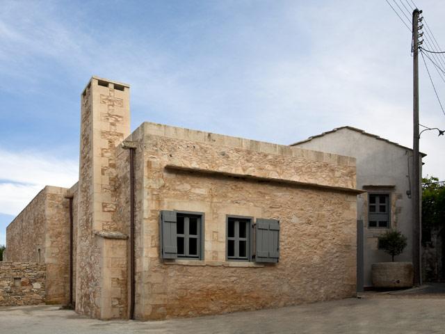 Villa Athermigo - Exterior View