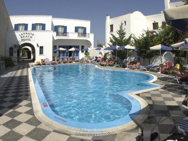 Levante Beach Hotel: Exterior View
