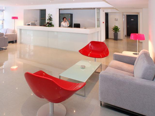 Amorgos Boutique HotelLiving Room