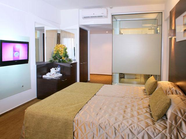 Amorgos Boutique HotelBedroom