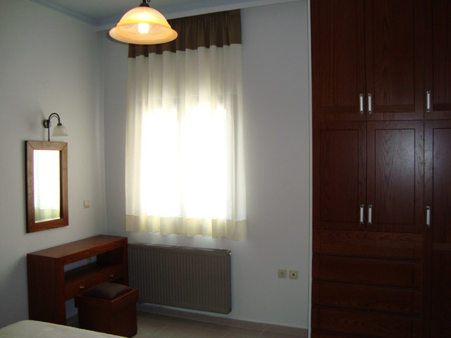 Thealia Hotel Apartments - Bedroom