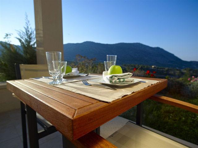Eliathos Residence Houses: Balcony
