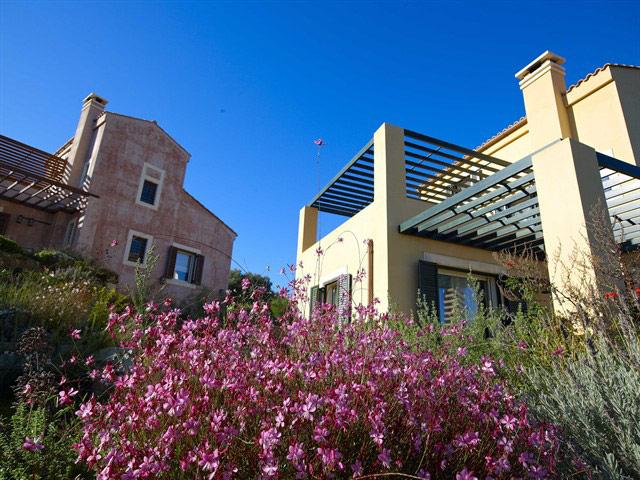 Eliathos Residence Houses - Exterior View