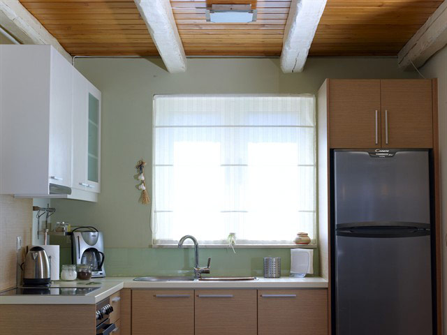 Eliathos Residence Houses: Kitchen area