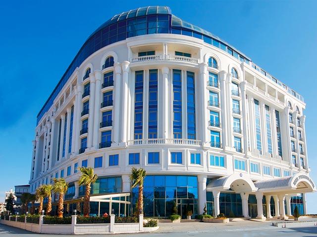 Eser Premium Hotel & Spa  - Exterior View