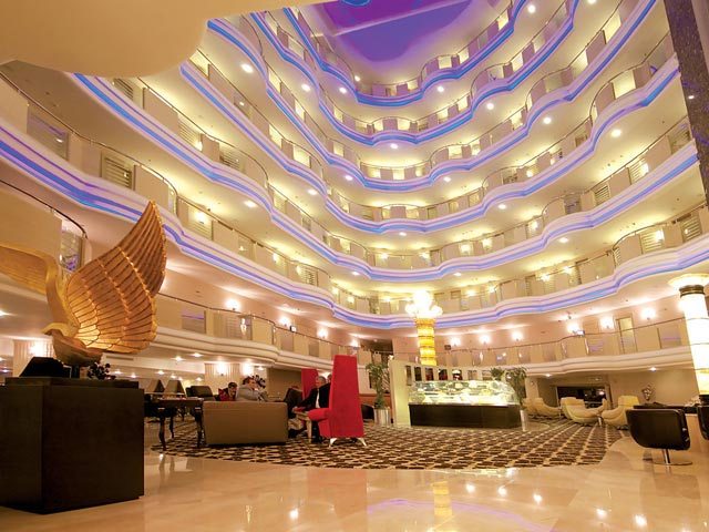 Eser Premium Hotel & Spa : lobby