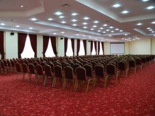 Eser Diamond Hotel & Convention Center: Meeting Room
