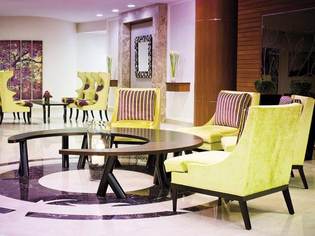 Moevenpick Hotel Deira - Lobby