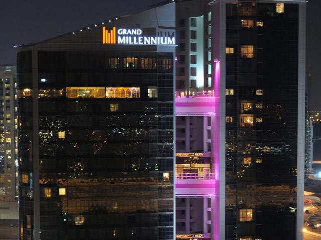 Grand Millennium Hotel Dubai - Exterior View