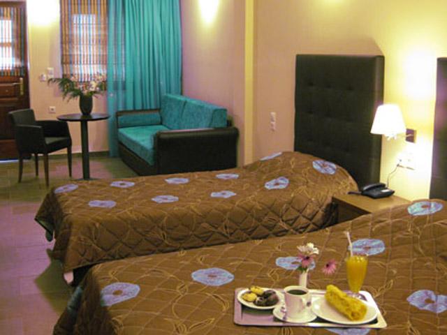 Aktaion Resort HotelFamily Room