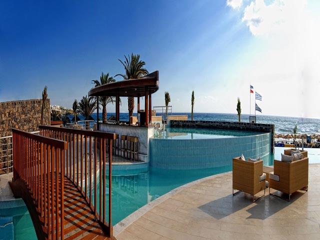 Zeus Hotels Blue Sea Beach: